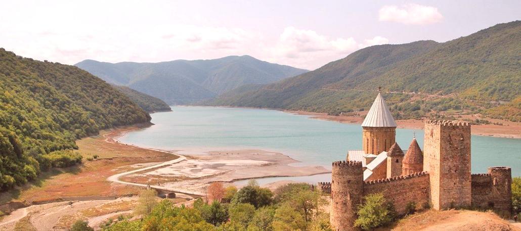 Najbolja mjesta za upoznavanje Gruzije